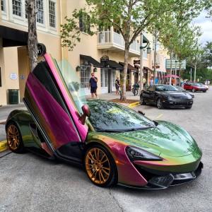 McLaren 570S - McLaren Tampa Bay